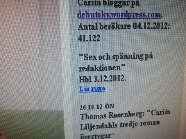 Via www.debutsky.fi hittar du intervjun om Adrian och mig.
