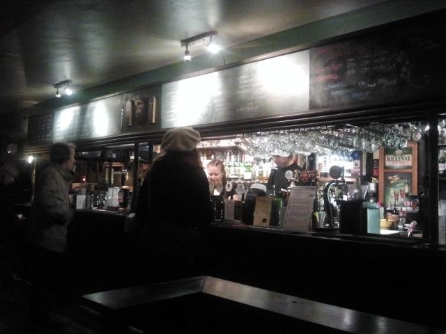 Bösta irländska puben utanför Irland är ett betyg som O`connells i Tammerfors fått.