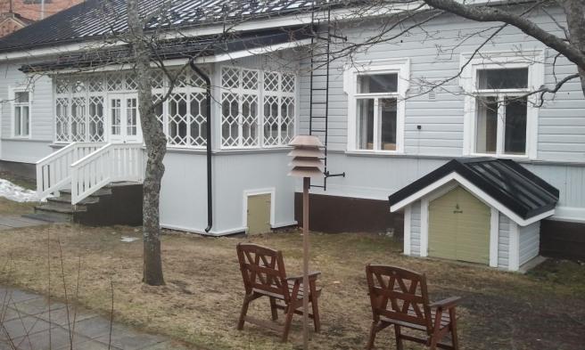 Här har Jean Sibelius bott då han var ung.