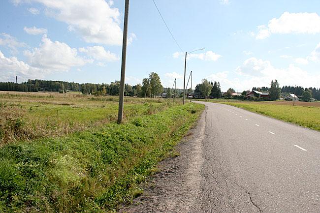 Det fina sensommarvädret fortsätter. Tror jag ska börja ta kameran med på promenaderna härefter. Det finns många platser i Lovisa som mina bloggvänner aldrig fått se.