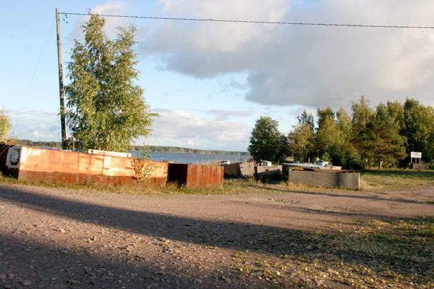 Min fantasi började skena då jag såg de här containrarna på Sågudden.