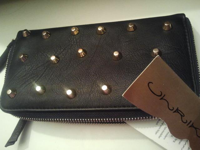 Och så här ser den nya plånboken ut.