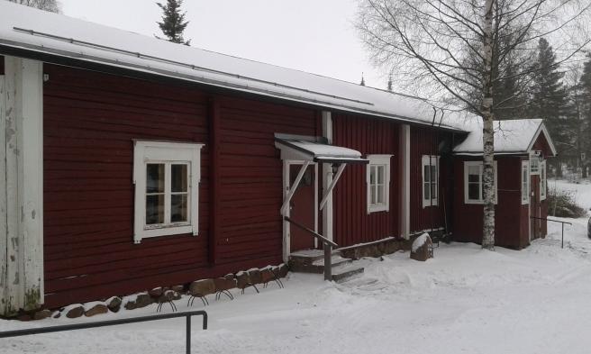 Brofogdas fänriksboställe härstammar från 1700-talets slut.