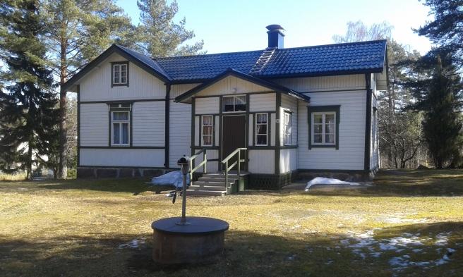 Släktens sommarställe Kretsgången 16.