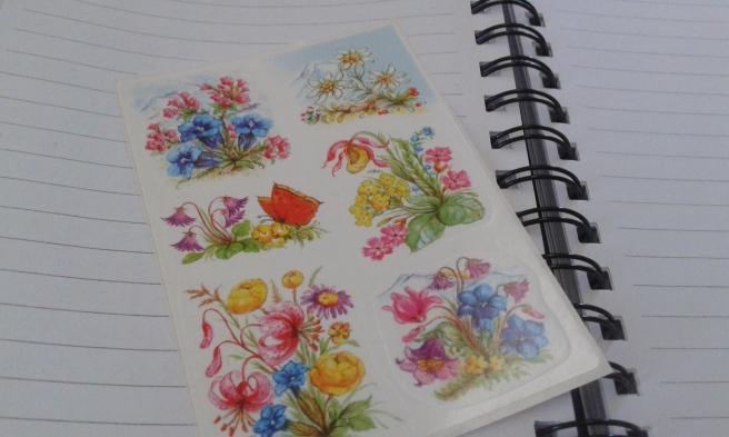 Midsommarafton och två oskrivna blad i min dagbok.