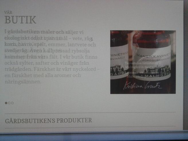 En bild från Malmgårds hemsida.