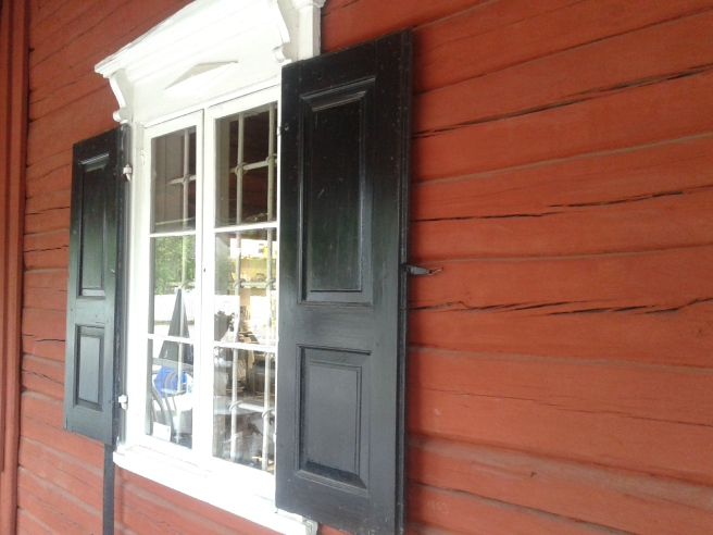 Café Saltbodan.