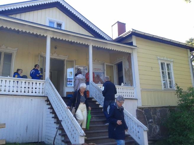 Villa Kuhlefelt, objekt två, Kuhlefeltsgatan 9.