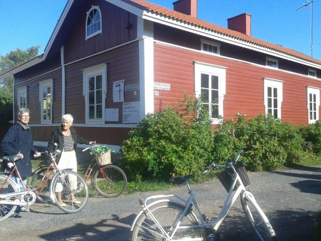 Huset Maapela, objekt nummer 7, på Garnisonsgatan.