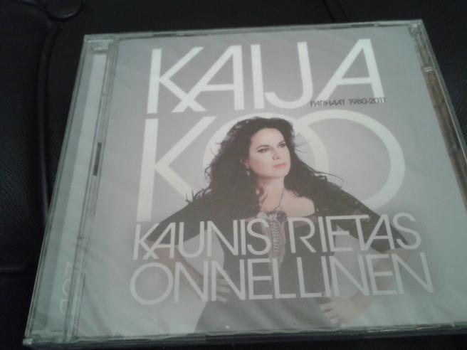 Kaija Koos samlings-cd.