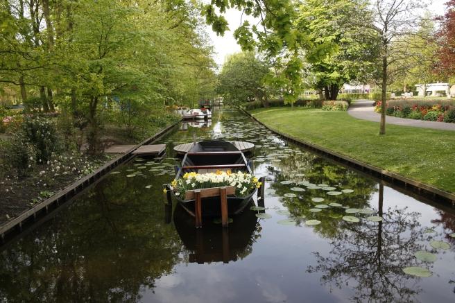 Förstår ni att det är lätt att förälska sig i Nederländerna, i Amsterdam, i Keukenhof?