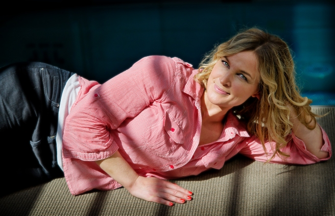 Radio- och tv-profilen Anne Hietanen led av ätstörningar för tjugo år sedan. Foto: Kristoffer Åberg/KSF Media