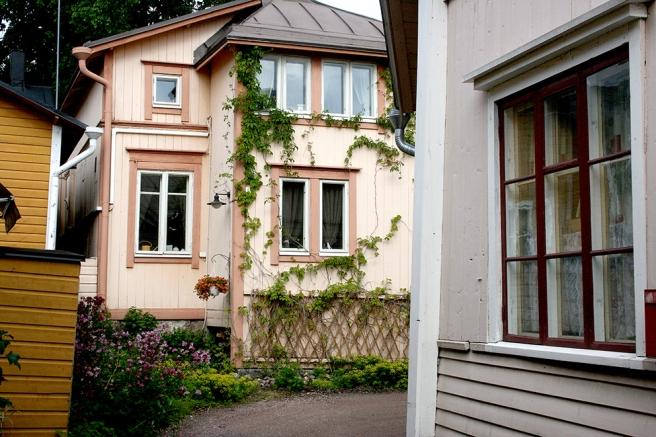 Här skulle finnas potential för öppna dörrar till gårdar, trädgårdar och hus i större utsträckning än vad Borgå haft hittills.