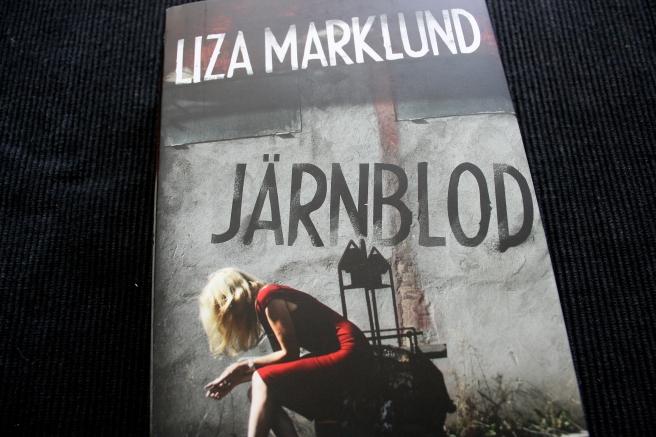 Liza Marklunds senaste bok.
