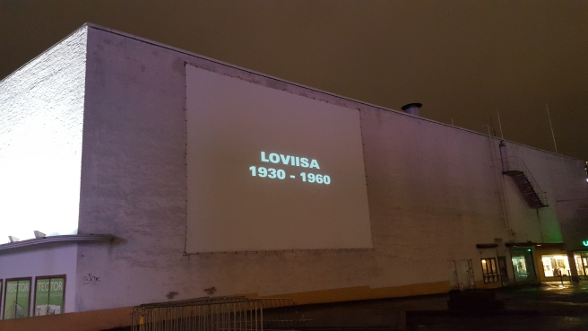 Lovisa marknadsförs i huvudstaden.