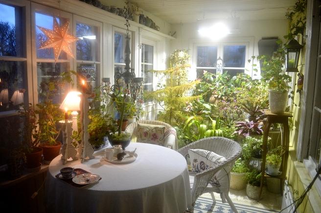 ... och favorit i repris. Älskar den här verandan hos Olga och Markku.