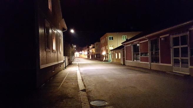 En del av Drottninggatan.