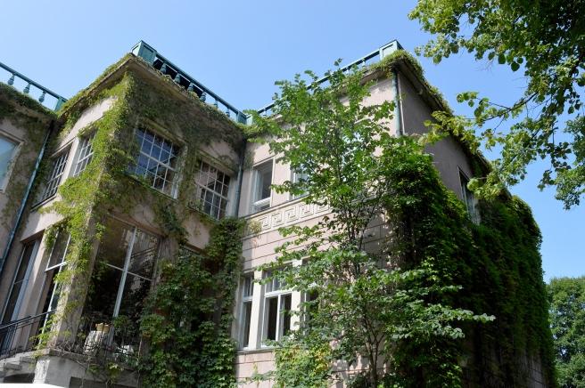 Bonga slott, ett av objekten som håller öppet under Lovisa Historiska Hus.
