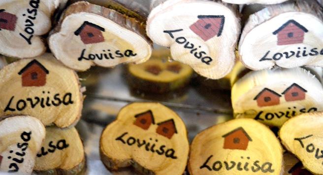 Det finns så mycket fint i Lovisa <3