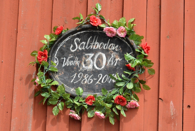 Café Saltbodan firar 30 år i sommar.