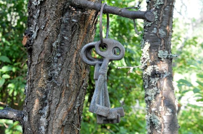 Nycklar som öppnar nya dörrar i din värld.
