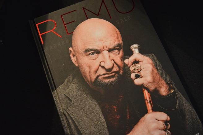 """Henry """"Remu"""" Aaltonens pinfärska bok."""