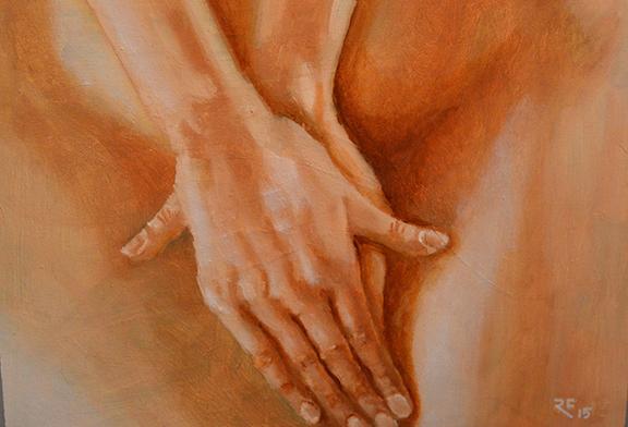 En del av konstverken är lätt erotiskt laddade. Andra är porträtt, stadsmiljöer, maritima miljöer.