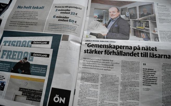 Förnyade Östnyland.