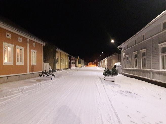 Mariegatan.