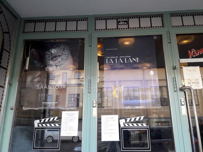 Den prisbelönta filmen La La Land går snart på bion i Lovisa.