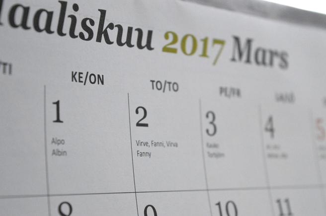 Första mars 2017, en dag värd att fira i Finland. Fastän det inte borde behöva anses som något unikt att samkönade par får gifta sig, men äntligen hos oss också!